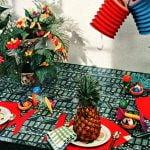 How to have a retro Hawaiian luau party (2)