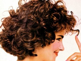 How to make 80s hairstyles