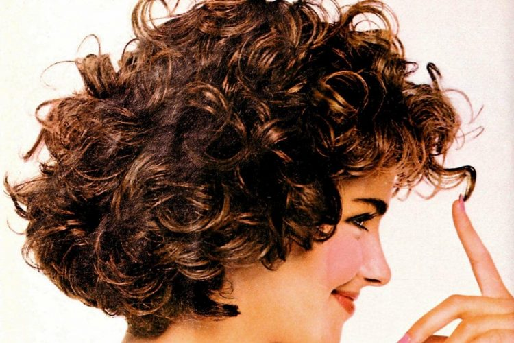 How To Make The Perfect 80s Hairstyles Tips For Her From 1986 Click Americana