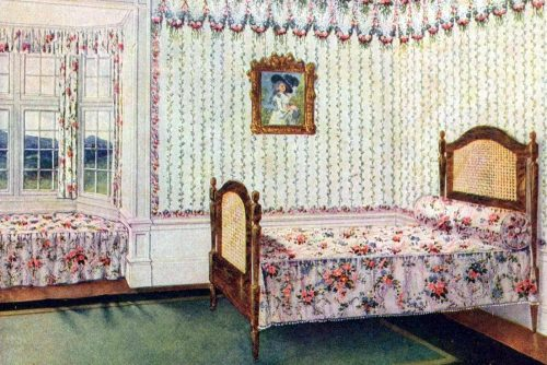 How to make a great guest bedroom (1910)