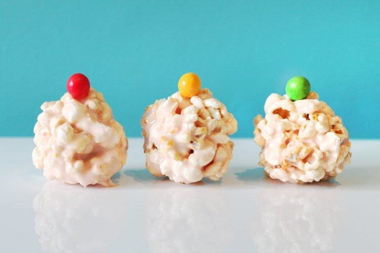 How to make old-fashioned popcorn balls