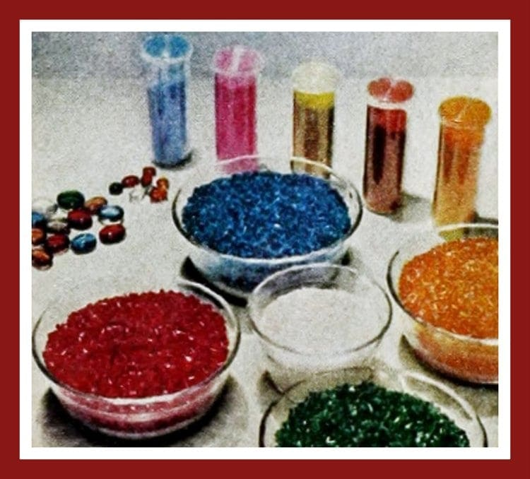 How to make plastic melted bead suncatchers (2)