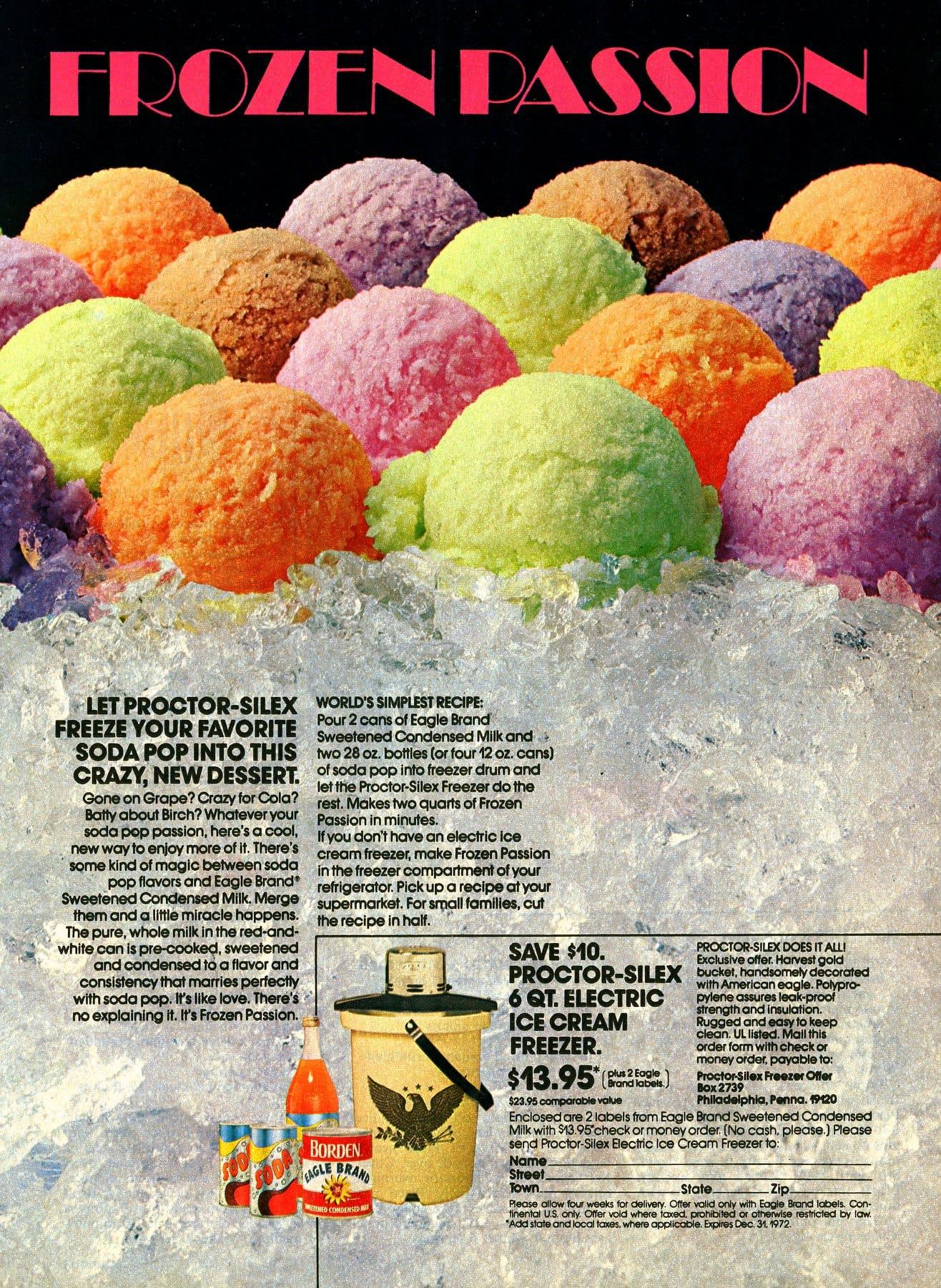 How to make soda pop ice cream (1972)