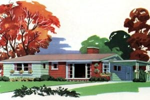How to remodel a 50s home