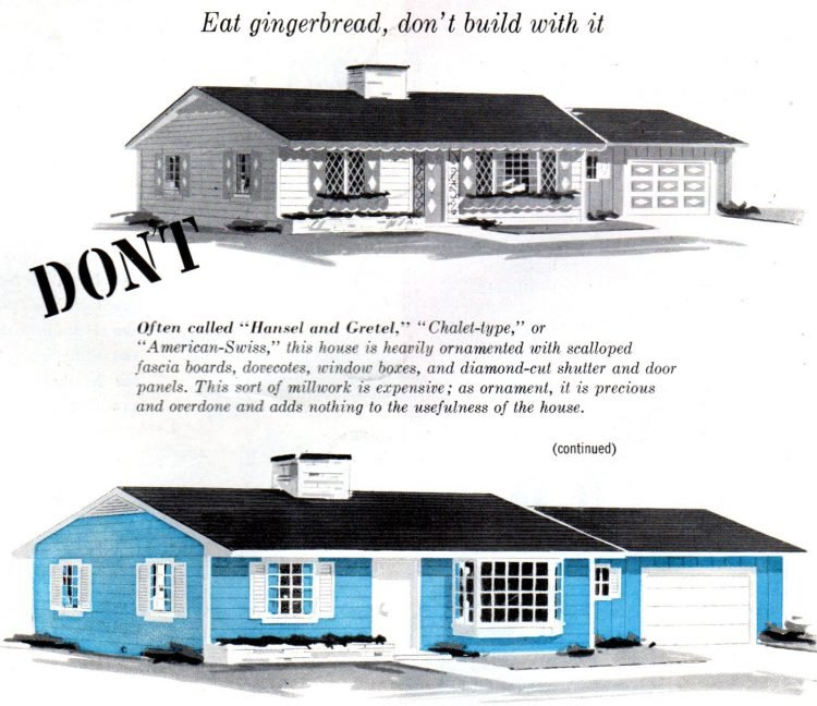 How to remodel without spoiling your home's 1950s style (1)