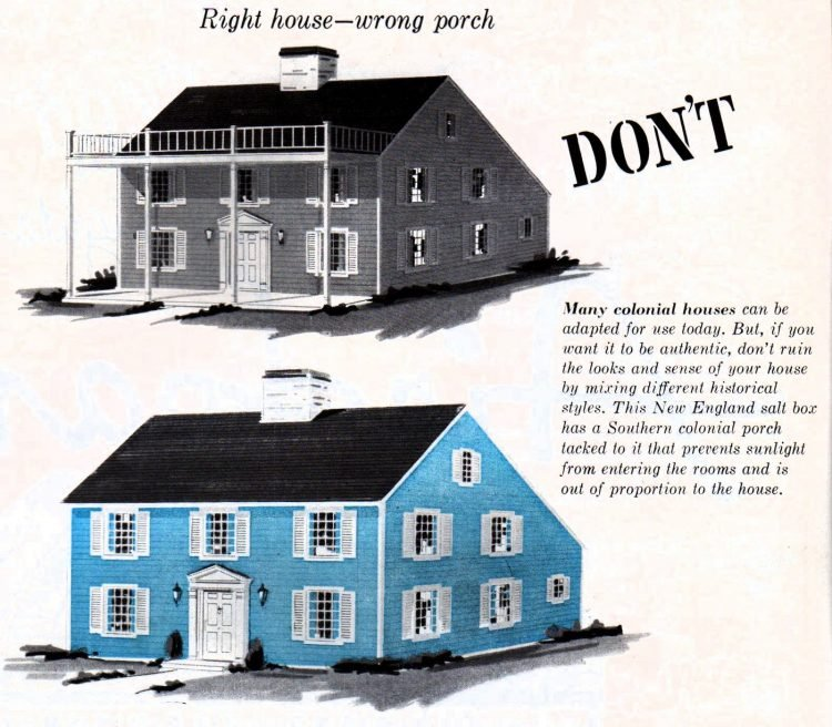 How to remodel without spoiling your home's 1950s style (2)