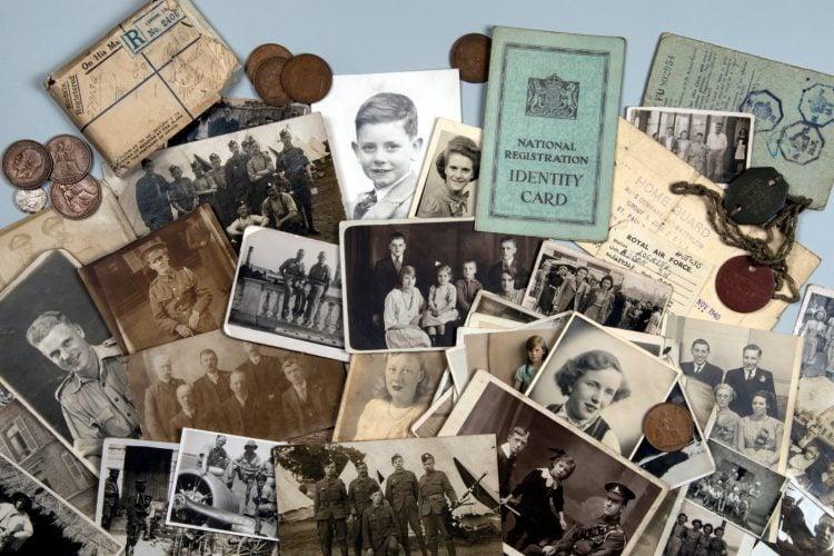 Genealogy - Family History - Old family photographs