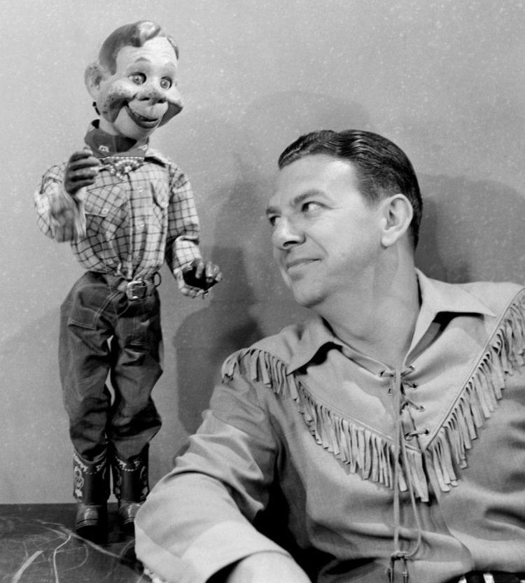 Howdy Doody TV show in 1947