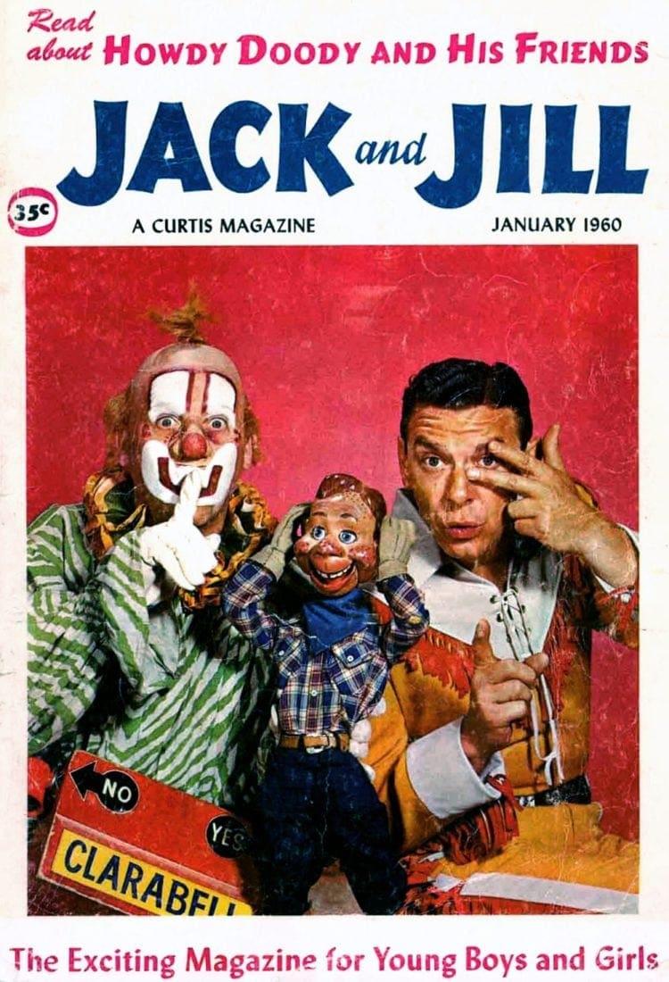 Howdy Doody Jack and Jill 1960