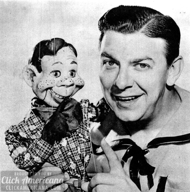 What time is it? It's Howdy Doody time! (1947-1960)