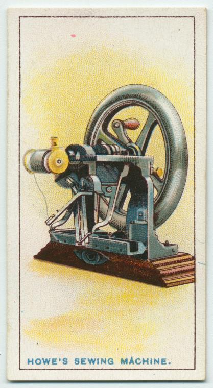 Howe's sewing machine