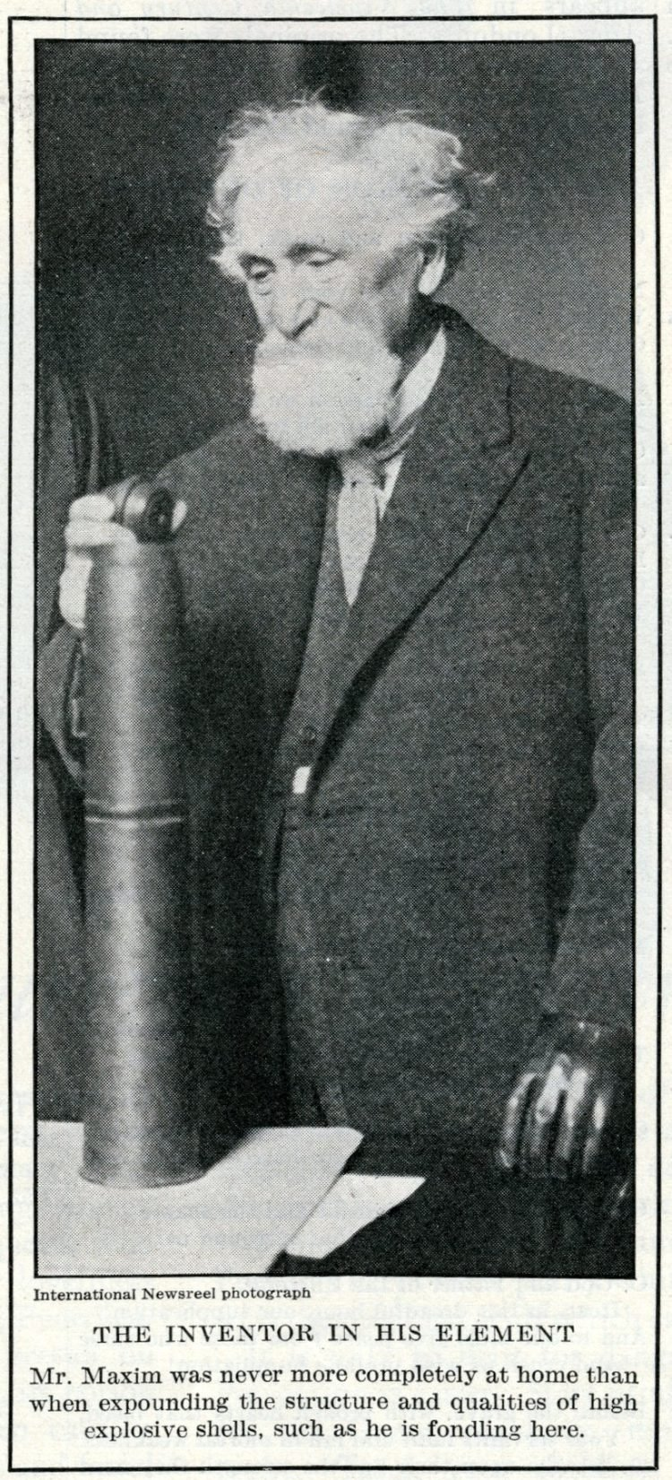 Hudson Maxim 1927