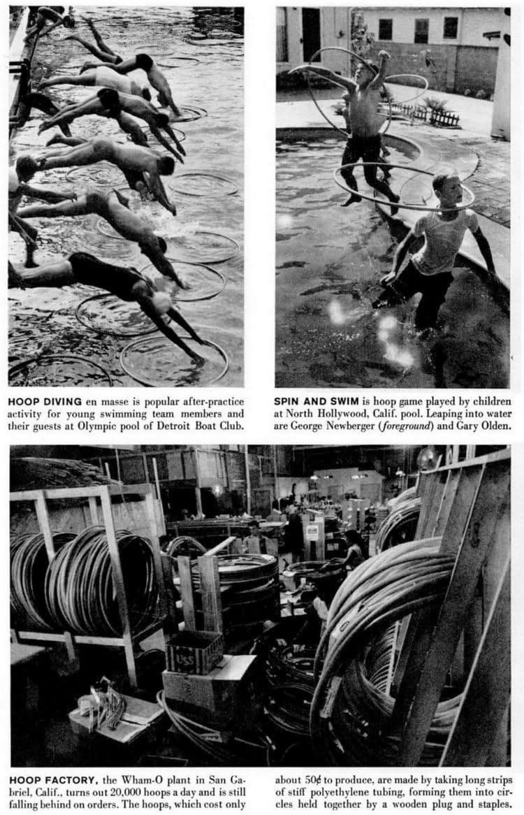 Hula hoop toy life - 1958 (1)