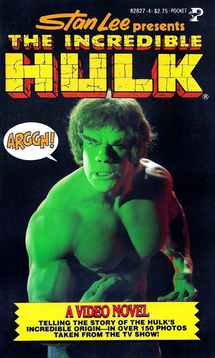 Hulk TV book