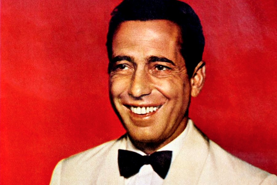 Humphrey Bogart Things I don't like about myself - actor Interview