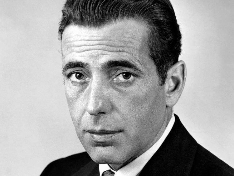 Humphrey Bogart portrait