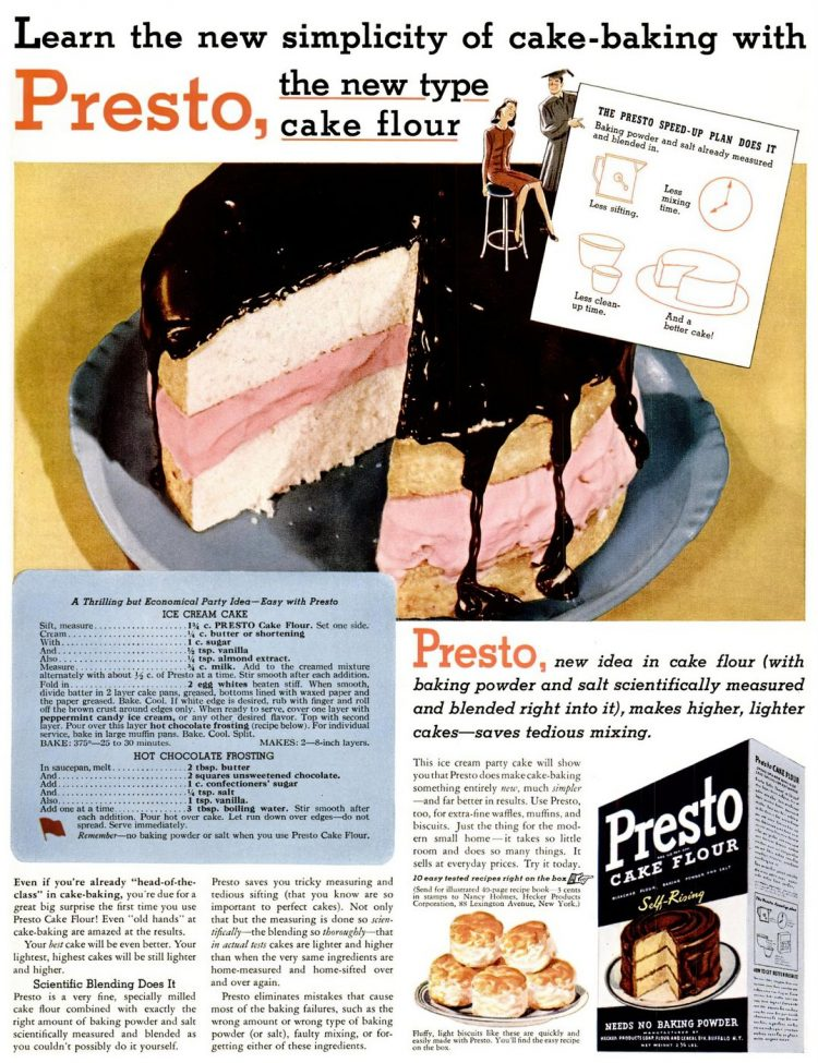 Ice cream cake and hot chocolate frosting recipe - 1941-gigapixel-width-1600px