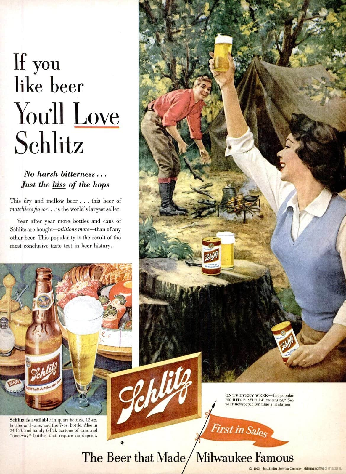 If you like beer (1953)