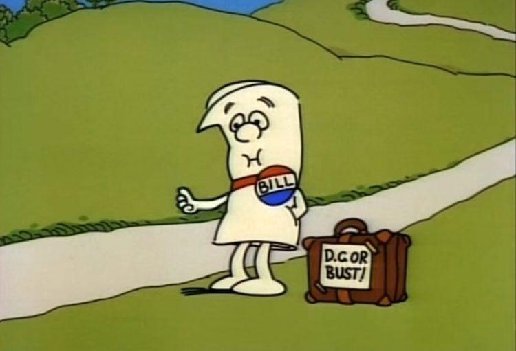 I'm Just A Bill - Schoolhouse Rock 1975 (4)
