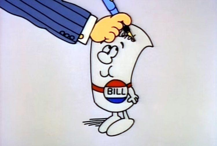 I'm Just A Bill - Schoolhouse Rock 1975 (7)