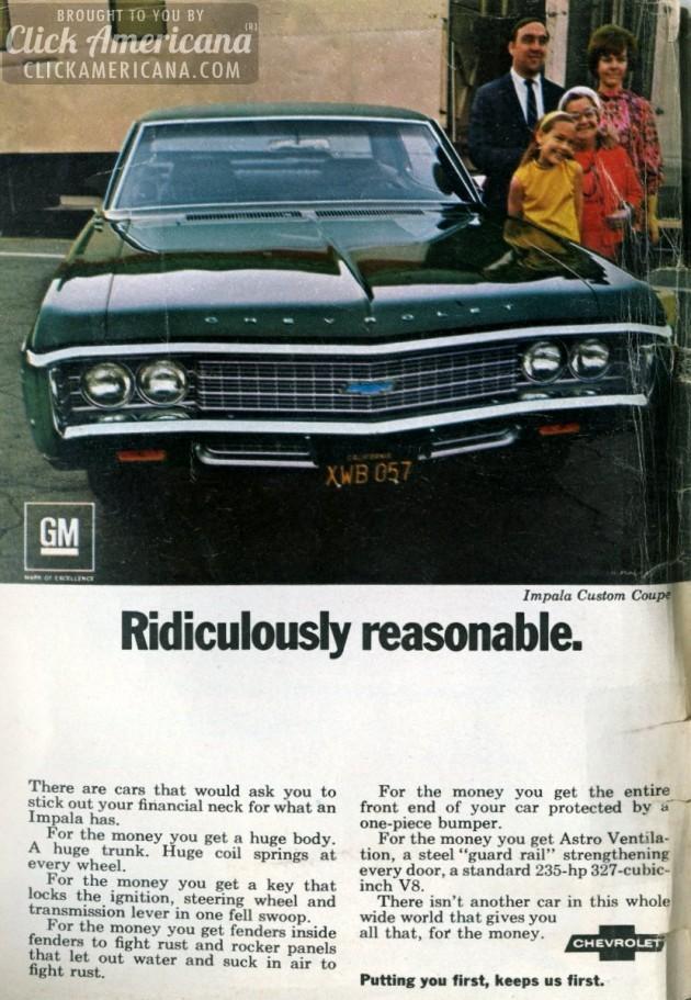 Impala custom coupe-1969