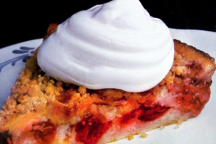 Impossible cherry pie A retro recipe from the '80s (1)