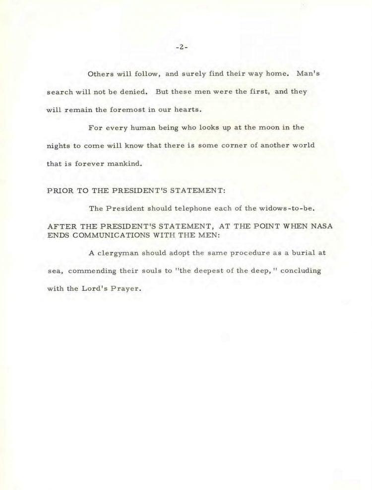 In case of moon disaster - 1969 Nixon Safire memo-2