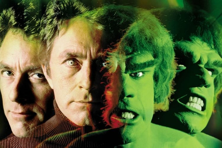 Incredible Hulk TV show transformation