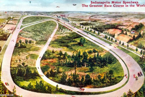 Indianapolis Motor Speedway 1909 (1)