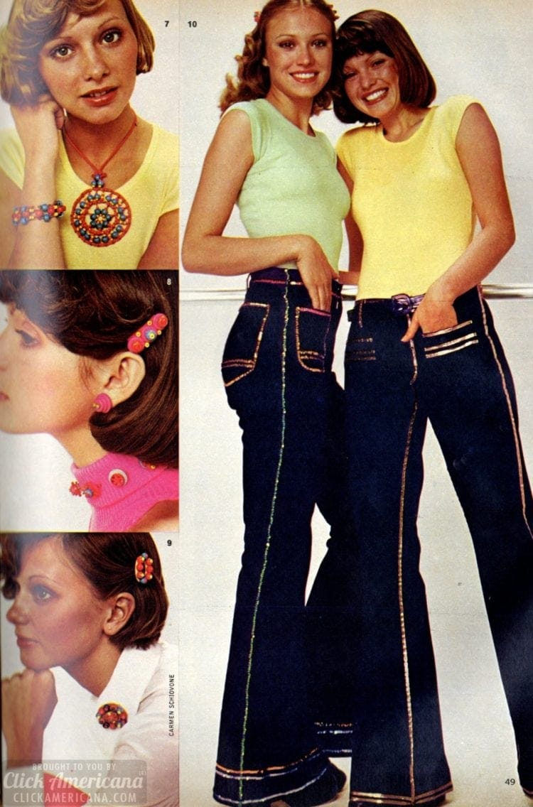 '70s clothes you can make yourself