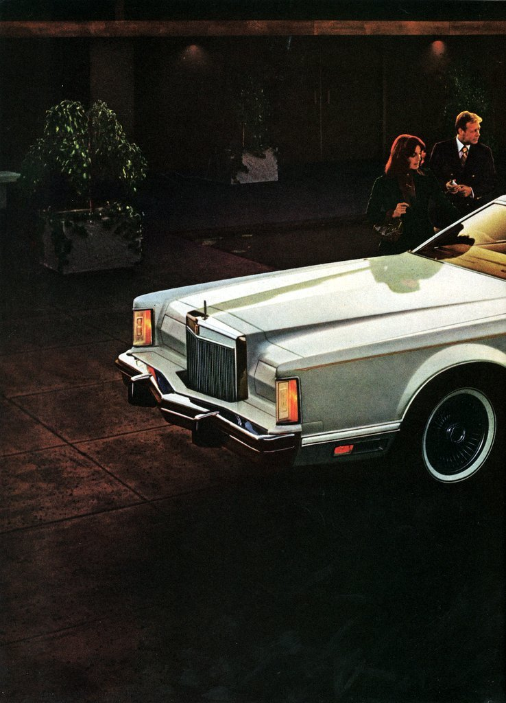 Introducing the Continental Mark V from 1976 (3)