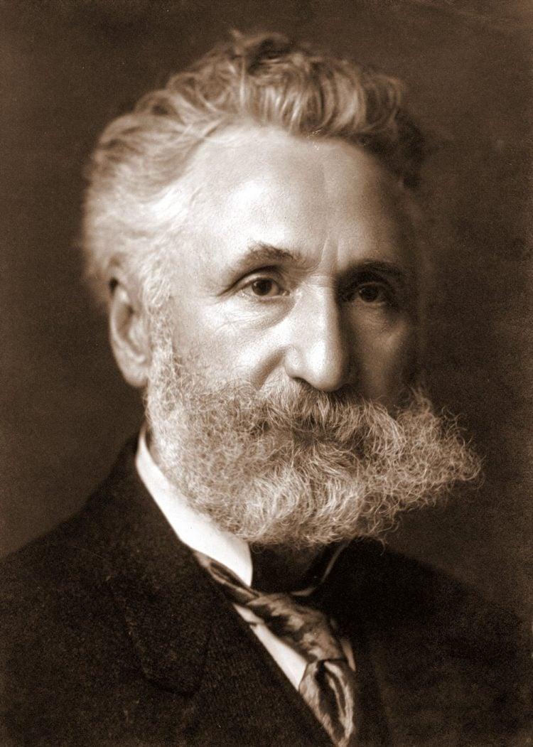Inventor Hudson Maxim