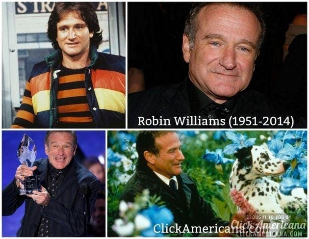 Robin Williams found dead: Official police report