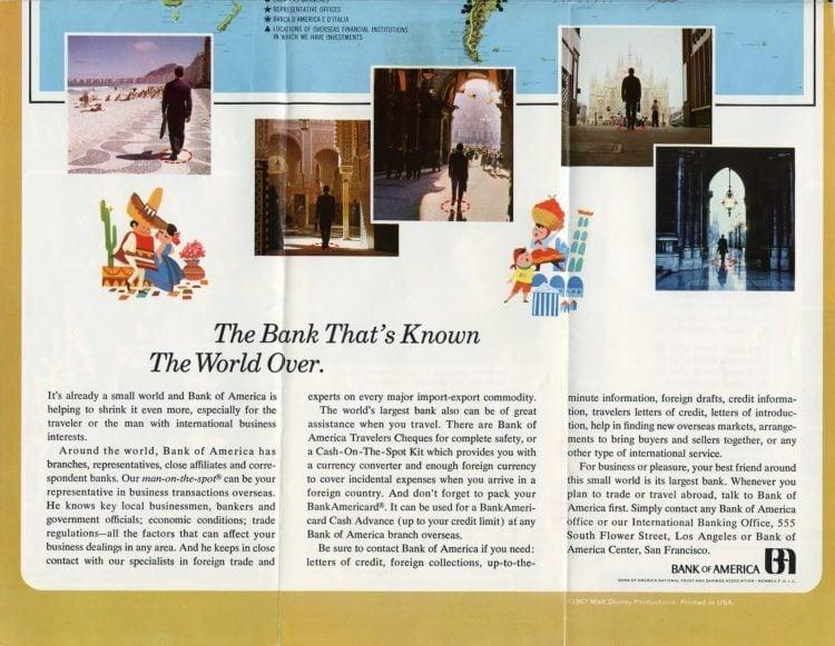 It's a Small World - vintage Disneyland brochure (1)