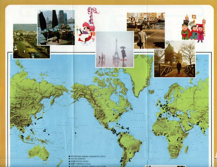 It's a Small World - vintage Disneyland brochure (4)