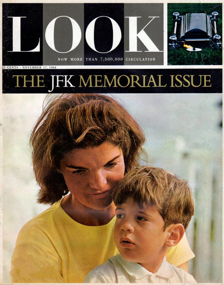 JFK memorial issue 1964