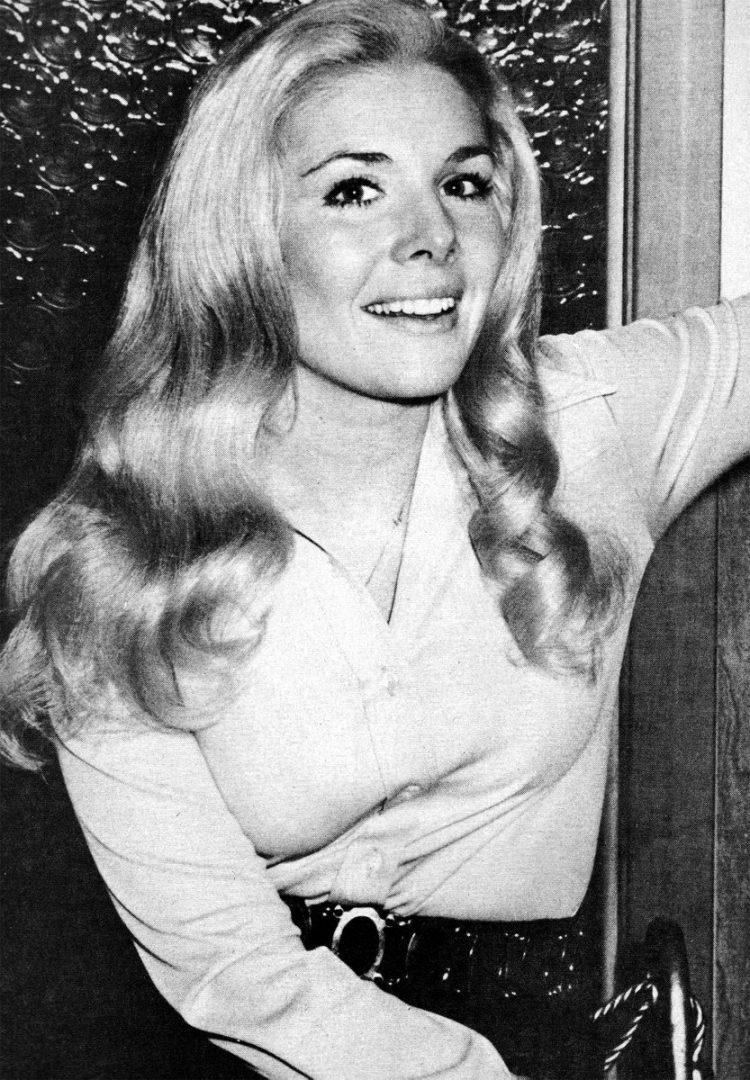 Jacqueline Courtney vintage TV star