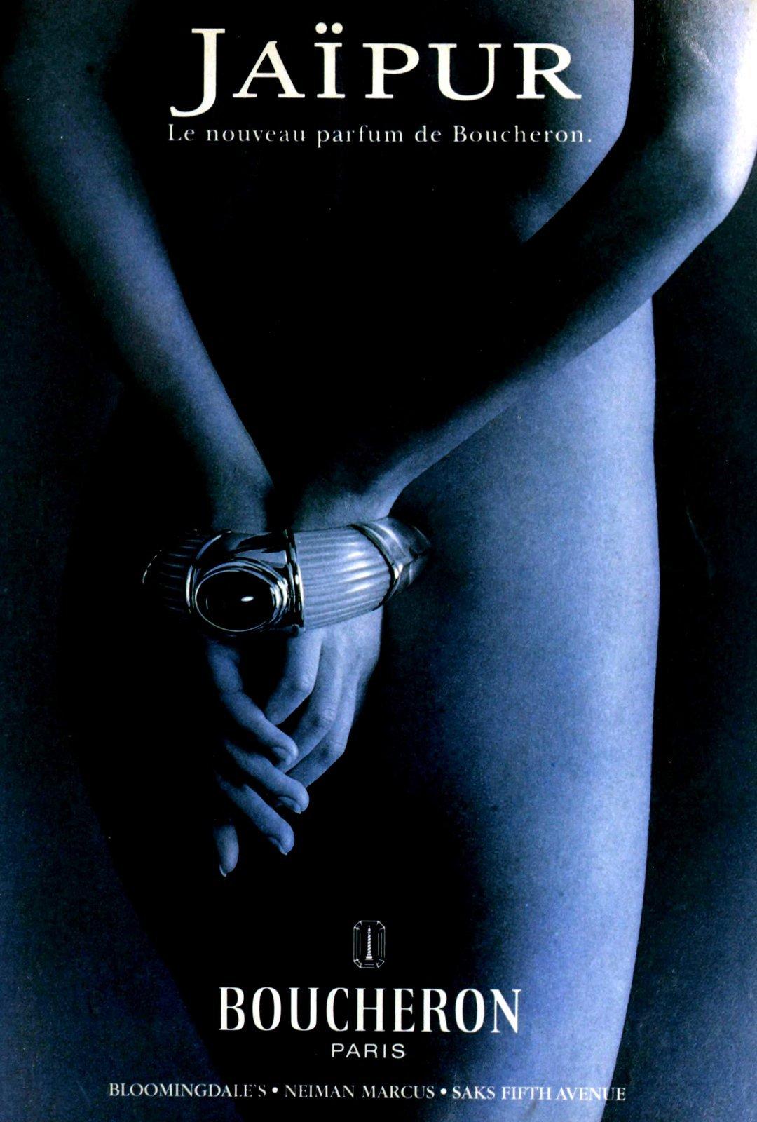 Jaipur perfume by Boucheron (1995) at ClickAmericana com
