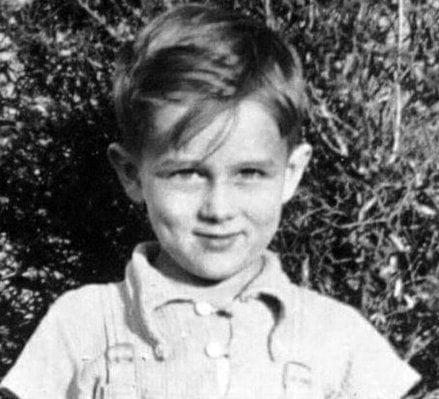 James Dean as a kid (3)