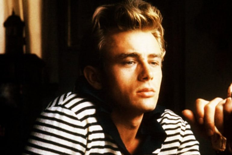 James Dean as an adult