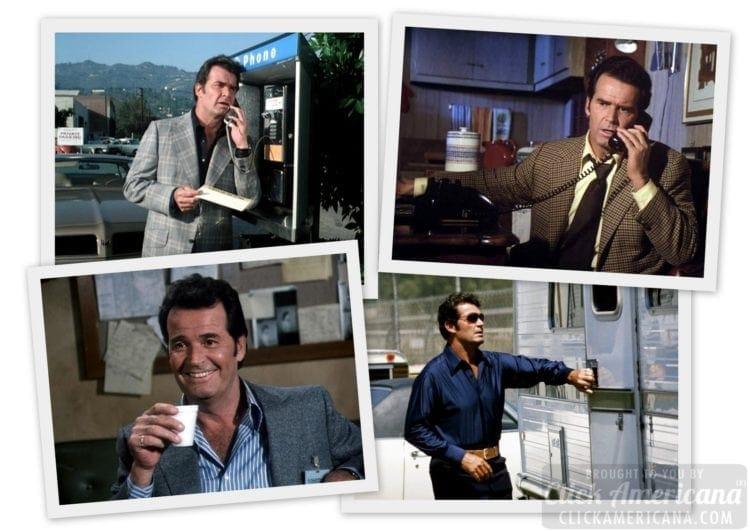 James Garner's The Rockford Files debuts (1974)