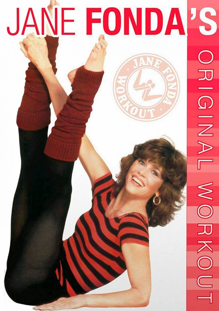 Jane Fonda's original workout video from the 80s