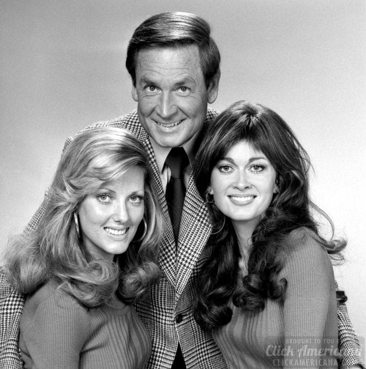 Janice Pennington with Bob Barker and Anitra Ford