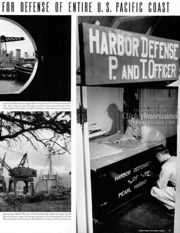 Japan attacks Pearl Harbor - WWII - Life Dec 1941 (1)