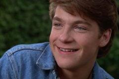 Jason Bateman howls in 'Teen Wolf Too' (1988)
