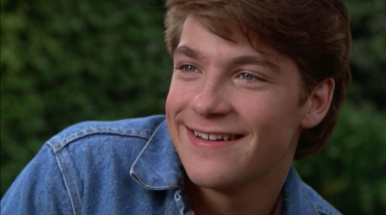 Jason Bateman howls in 'Teen Wolf Too' (1988)