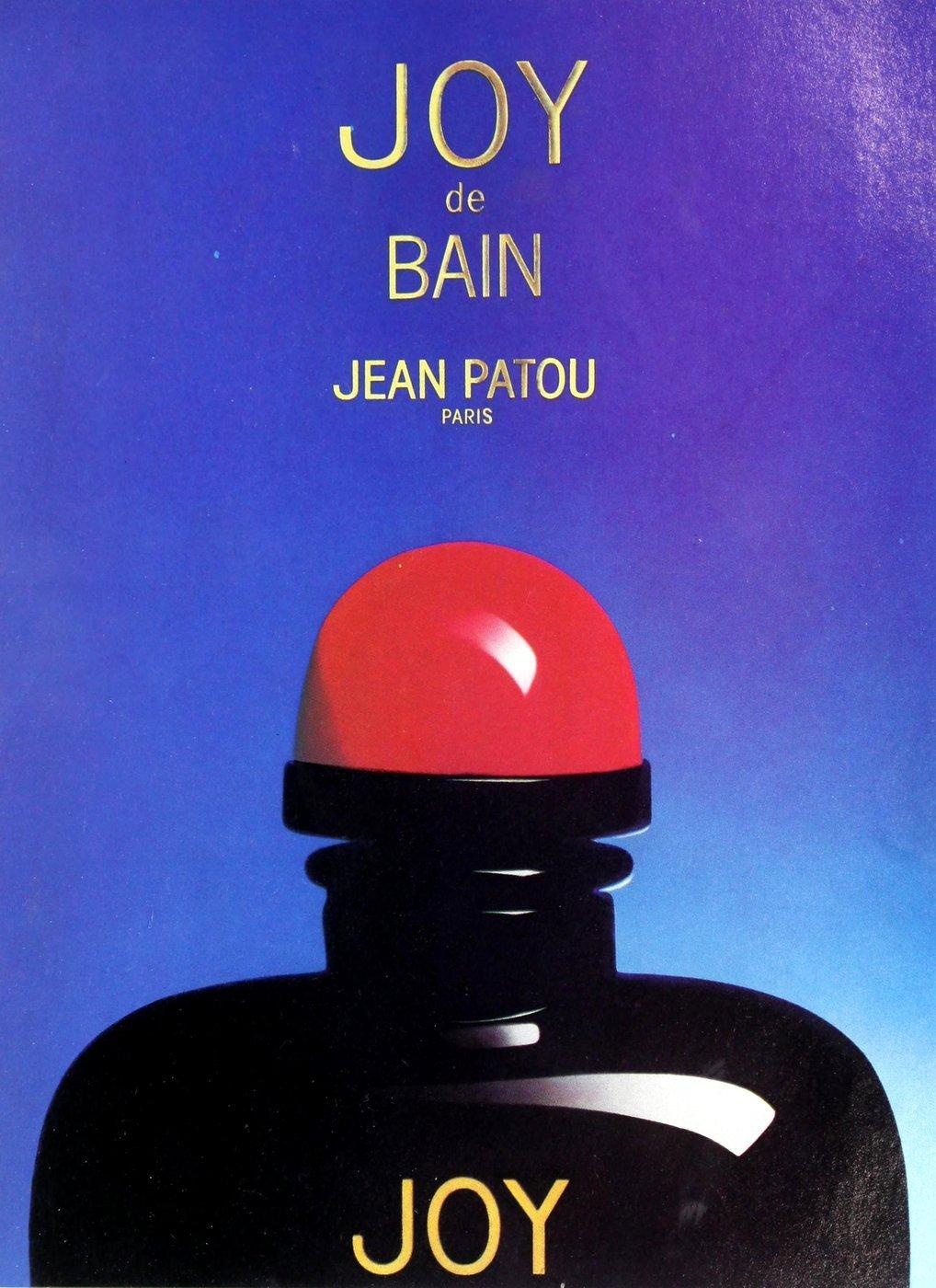 Jean Patou - Joy de Bain perfume 1988