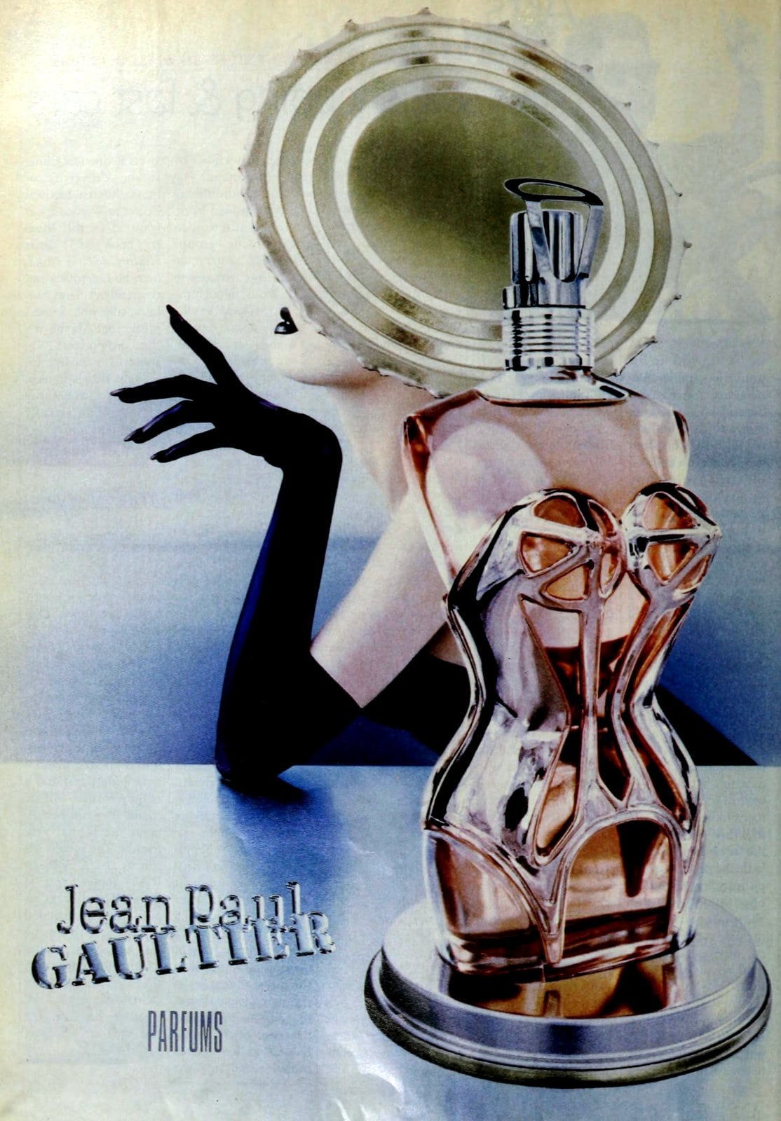 Jean Paul Gaultier parfums (1995) at ClickAmericana com