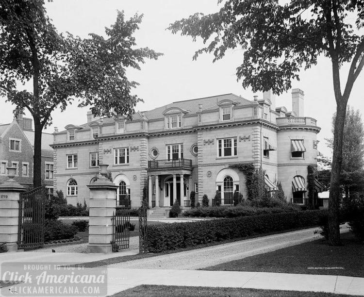 John B Ford house