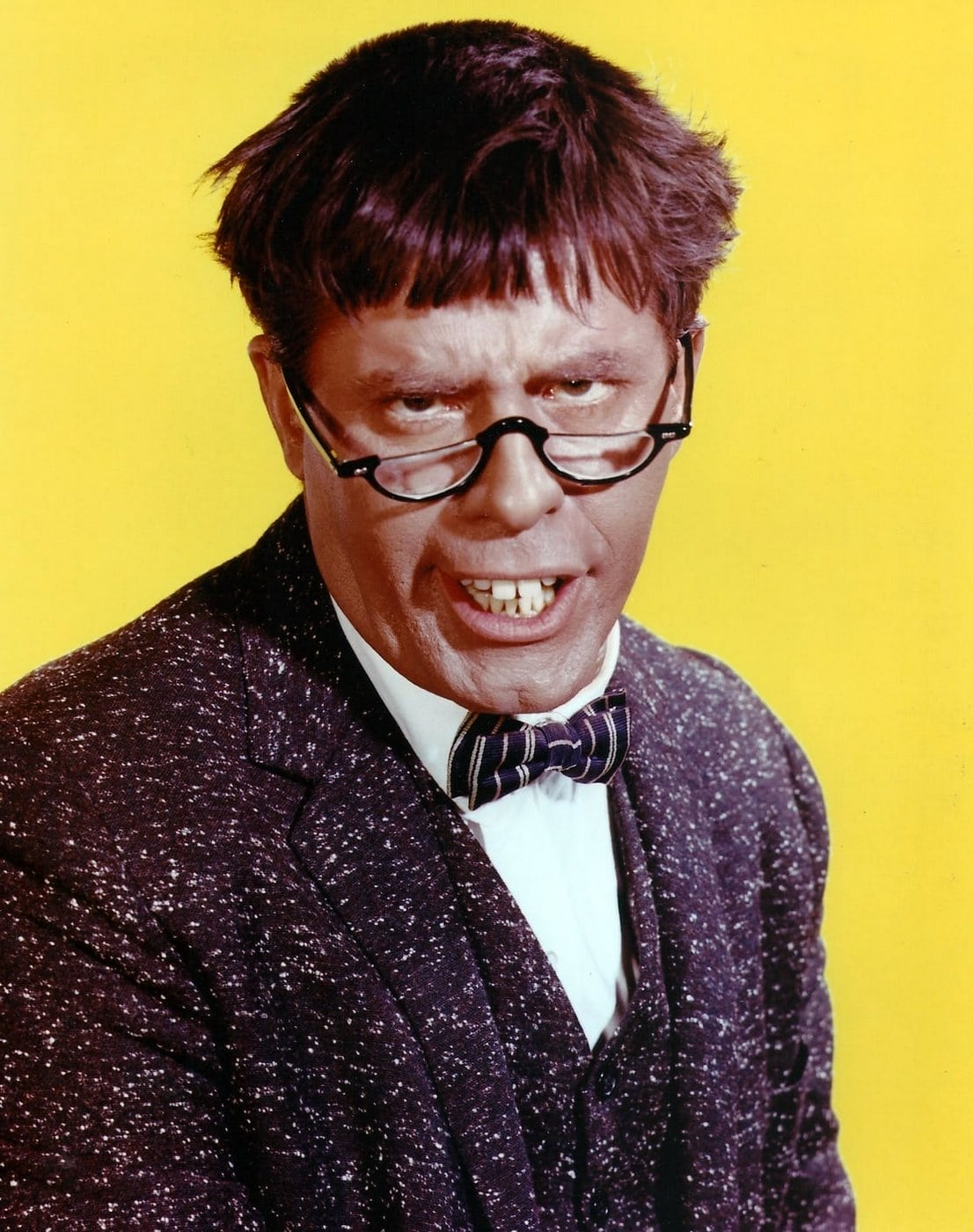 Jerry Lewis in The Nutty Professor movie (1963)
